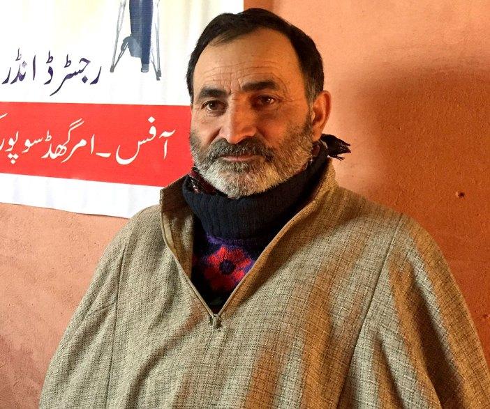 Sheikh A Rasheed