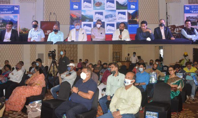 J&K Tourism Holds Promotional Meets At Kolkata