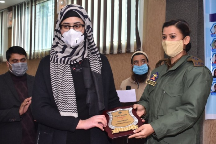 IPS Officer Tanushree Hope Classes