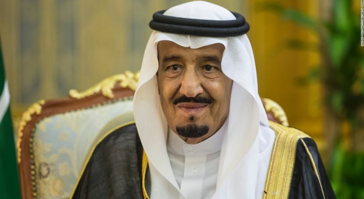 Saudi king sacks military chiefs in major shake-up