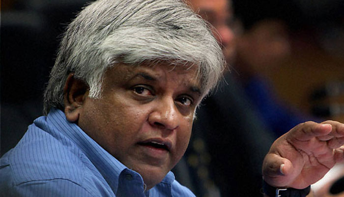 Don't behave like Indian fans: Former captain Ranatunga tells Sri Lankans