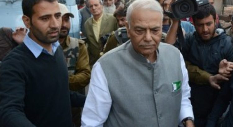 Full text: Report of third visit by Yashwant Sinha-led CCG to Kashmir