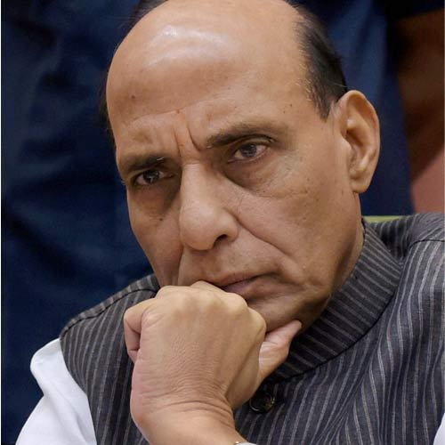 Rajasthan: Policemen go on mass leave ahead of Rajnath Singh visit