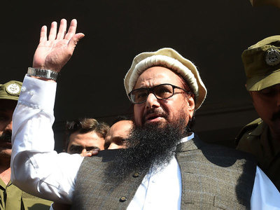 US warns Pakistan of 'repercussions' over Hafiz Saeed