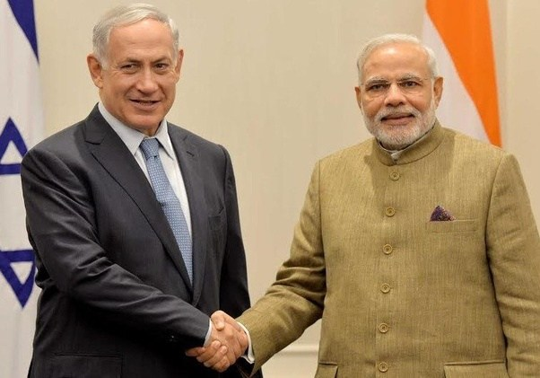 Ahead of visit, Netanyahu says he's hopeful of expanding ties with India