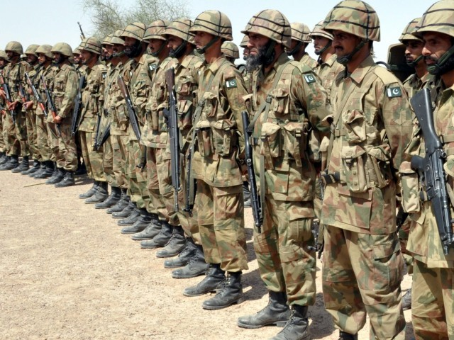 Pakistan sends army contingent to Saudi Arabia on 'training and advisory mission'