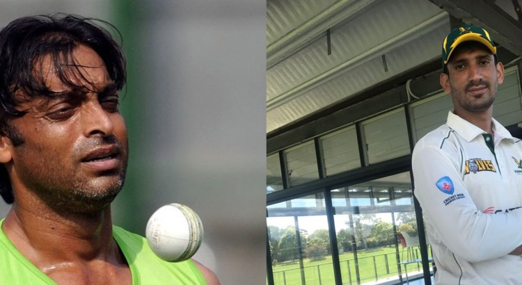 'He can break 100 mph barrier':  Shoaib Akhtar to mentor Kashmiri pacer Salman Isrhad