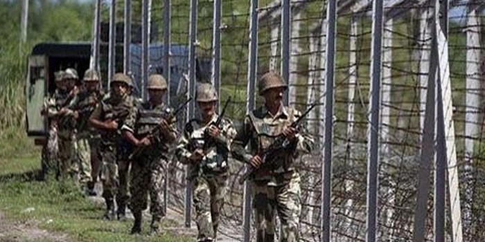 Pak national held while trying to cross border in Gujarat: BSF