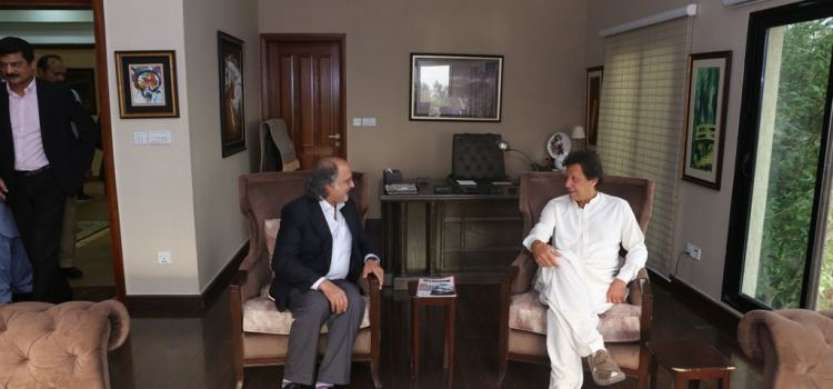 Musharraf did great damage to Kashmir issue: Imran Khan