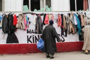 The Wall Of Kindness Reaches Srinagar & It's Heart Warming