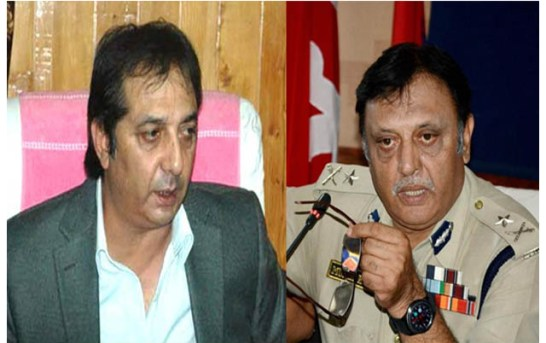 Div Com Baseer Khan, ADGP Muneer Khan Get One Year Extension in Service