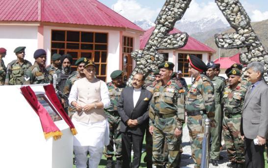 DM's Statement Evokes Hope for Forward Movement on Kashmir
