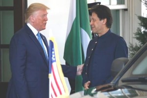 Trump Pins Hope On Pak For Help In Afghanistan