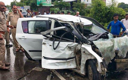 Jammu: 5 Killed As Car Rams Into Truck In Samba