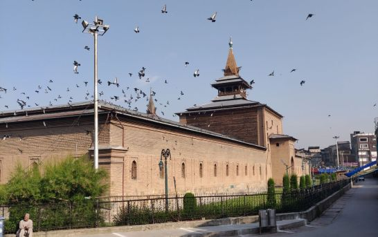 I Offered My Namaz At Jamia-Masjid And There Was No Stone Pelting
