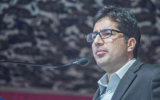 This Time We Are Fighting an Existential Battle: Shah Faesal