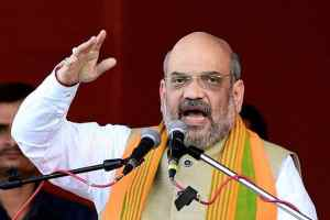 Cong Stalled Ayodhya Judgement, Kept J&K Issue Hanging: Amit Shah