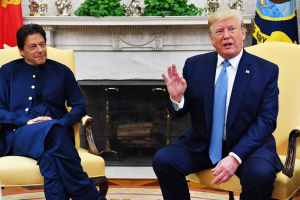 Hope Trump Talks Kashmir In New Delhi: Pak