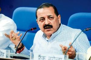 No Period In JK During Militancy As Peaceful As It Is Now: Jitendra