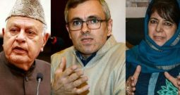 Perks Of Former JK Chief Ministers Withdrawn By Centre