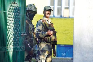 Congress Claims Security Of Its Leaders Further Downgraded In J&K