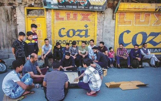 Is Kashmir Transforming From A Political Into An Identity Conflict?