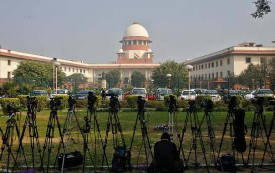 Article 370 Revocation Is Irreversible, Centre Tells SC