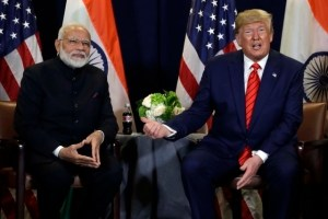 Modi, Trump Discuss Sino-India Border Row in Ladakh