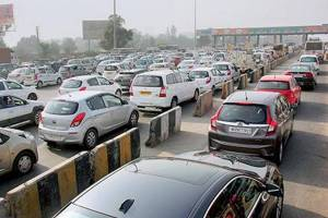 Odd-Even Scheme Returns To Delhi From Nov 4