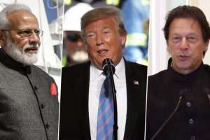 'Just Work It Out': Trump Repeats Kashmir Offer
