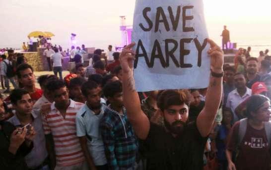 Don't Cut Anymore Trees, Says SC On Mumbai's Aarey