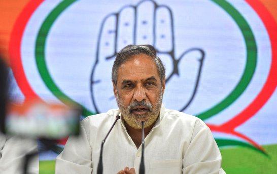 Modi Misleading Nation On Article 370 Vote: Congress