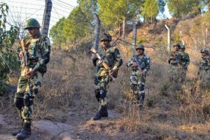India, Pak Troops Trade Fire Along LoC, IB