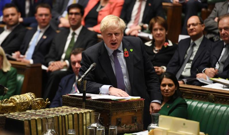 Kashmir Situation Is Of 'Profound Concern' To UK: PM Johnson