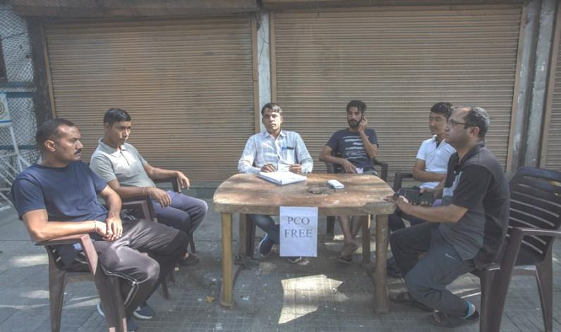 Kashmir Trade Body Plans To Sue Govt For Info Blockade