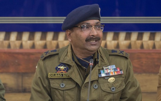 Some Militants Sneaked From PcK: DGP