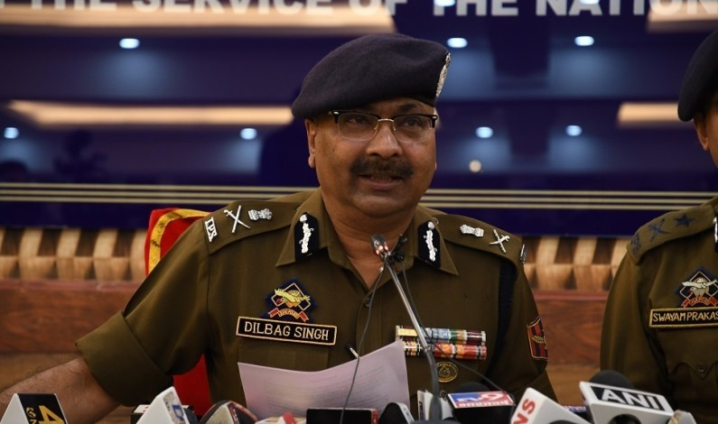 Killing of Truckers Attack on Kashmir Economy: DGP