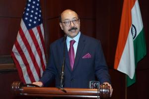 Indian Envoy Briefs US Lawmakers On Kashmir