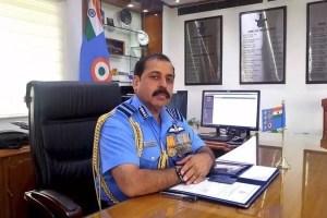 Monitoring Developments & Ready: IAF Chief