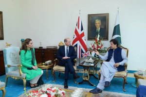 Imran Apprises William, Kate About Relations With India, Afghanistan