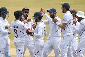 India Win First Test Against South Africa By 203 Runs