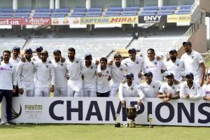 India Beat South Africa By Innings And 202 Runs, Complete 3-0 Whitewash