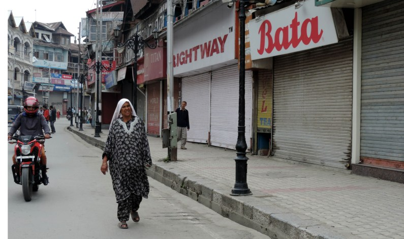 Strike Enters 14th Week In Kashmir