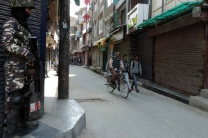 Life Remains Disrupted In Kashmir