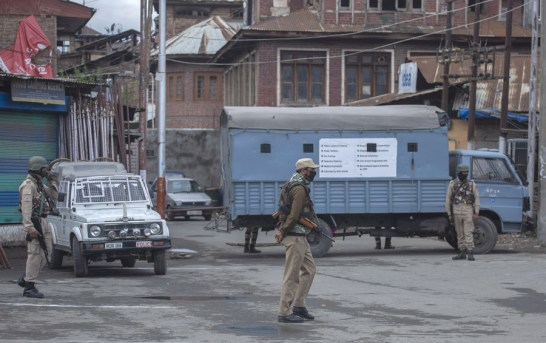 Day 75: Fresh Restrictions Imposed In Srinagar