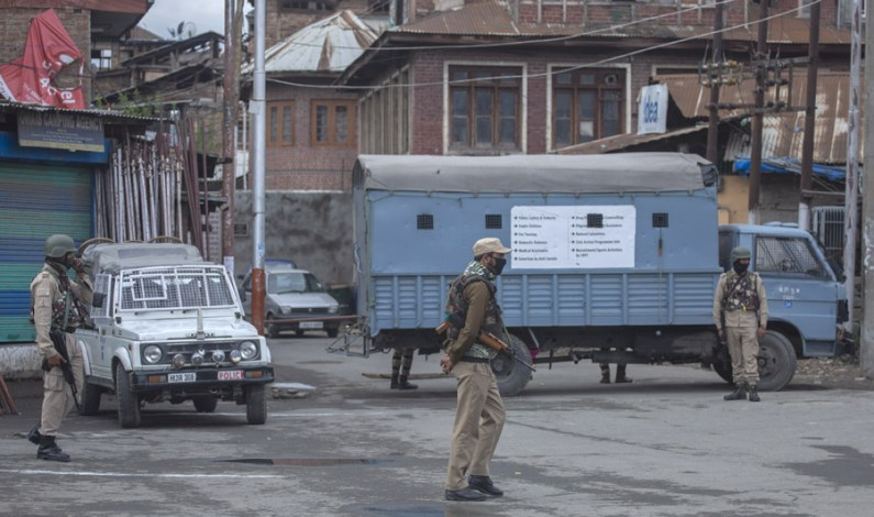 How Long Restrictions Will Continue in Valley?, SC Asks J&K