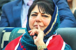 India Got 'Kashmirised' After Stoking Fire: Mehbooba