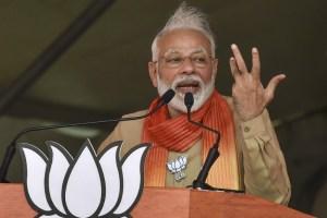 'Doob Maro': Modi tells Opposition over Stance On Article 370