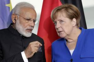 Modi-Merkel Talks Could Include Kashmir, EU MPs Visit