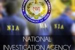 NIA Carries Out Raids In Baramulla, Srinagar